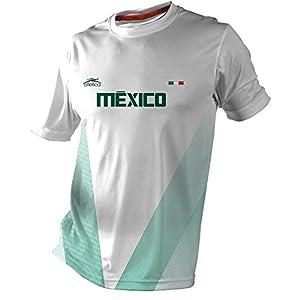 Atletica-2018-Jersey-de-Mxico-para-Fans-Hombre