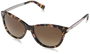 RALPH BY RALPH LAUREN 0Ra5201 Gafas de sol, Marble/Pink, 54 para Mujer