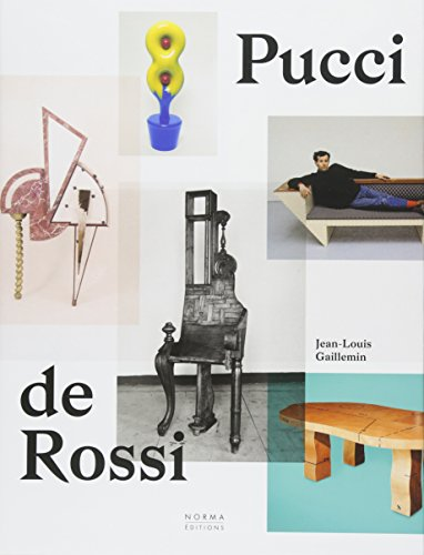 Pucci de Rossi (English and French Edition) ()