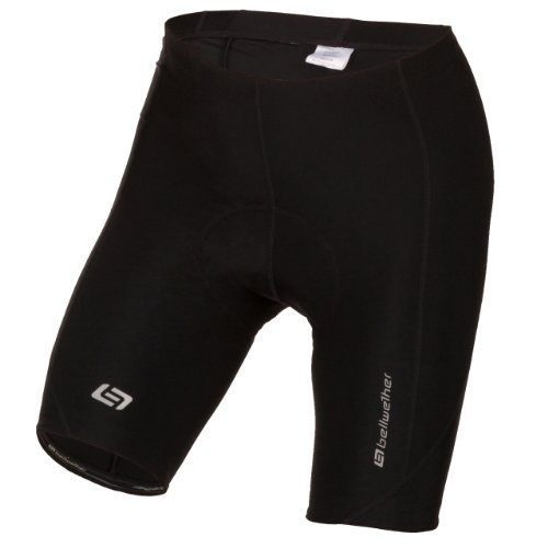 Bellwether Women's Criterium Short, Medium Black (Criterium Shorts Cycling)