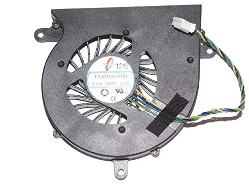 General PAAD16010SM 12V 0.2A 4Wire All in one CPU Cooler Fan