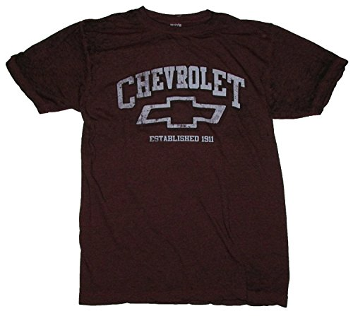 gm-chevrolet-chevy-logo-established-1911-graphic-t-shirt-mediumred