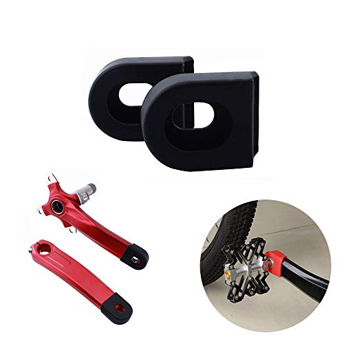 We Moment Bike Crank Boots Bicycle Crank Protector Bike Crank Cover Universal