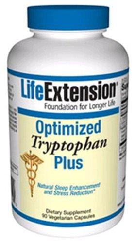 1 bouteille - 90 Count optimisé tryptophane plus
