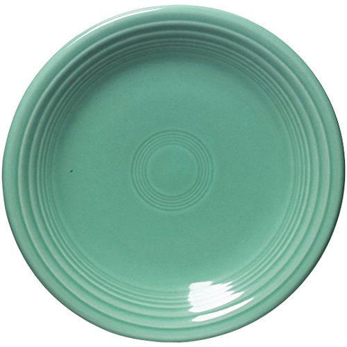 Fiestaware 7 Inch Salad Plate - Turquoise Blue