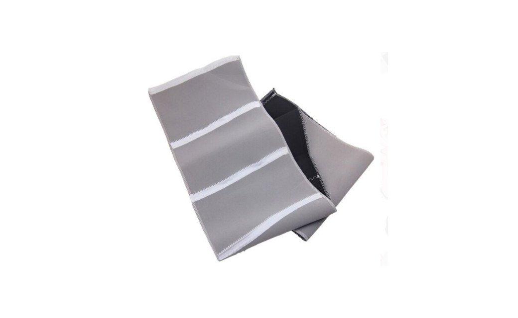 PU Health Pure Acoustics Neoprene Material Adjustable Zippered Tummy Tuck and Waist Trainer