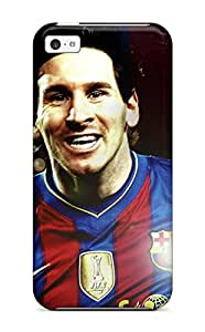 New Style Case Cover ALTWyVY27731rjMUI Lionel Messi The Charm Of Football Compatible With Iphone 5c Protection Case