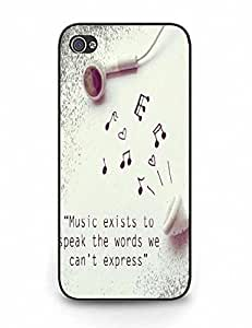 Iphone 5 5S Protective Case With Classy Piano Print for Men