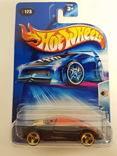 - Buick Wildcat Track Aces 8/10 2003 Hot Wheels diecast car No. 173