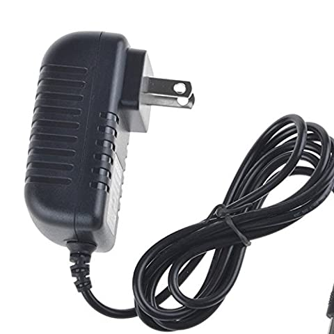 AT LCC AC DC Adapter For RCA CC6263 VHS-C 200x 242740 244268 CC8251 Digital Zoom AutoShot Silver Camcorder Power Supply Cord Cable PS Wall Home Charger Mains (Rca Autoshot Camcorder Battery)