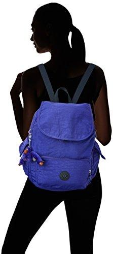 5x19 W x Summer 27x33 H Purple D Backpacks cm City S Kipling Pack x Women's Violett xBqwYgz8