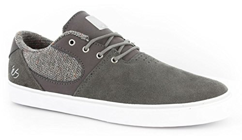 eS Skateboard Shoes ACCEL SQ DARK GRAY Size 7.5