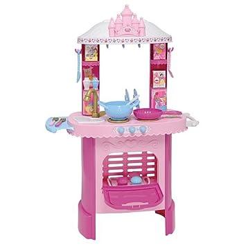 Amazon.com: Disney Princess Pink Castle Sounds Kitchen: Toys & Games