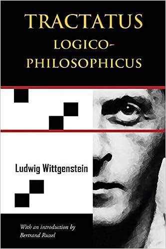 Tractatus Logico-Philosophicus