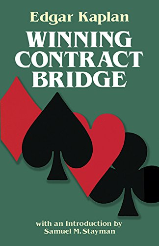 Winning Contract Bridge Bridge Position