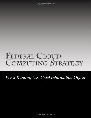 Federal Cloud Computing Strategy PDF