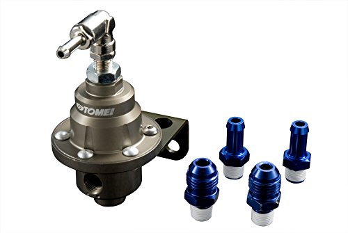 Tomei FUEL PRESSURE REGULATOR TYPE-S - FUEL LINE