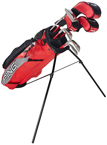 PING Moxie Junior Golf Club Set Ages 10-11, Right Hand