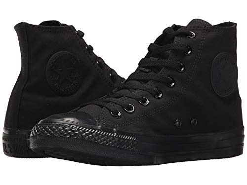 chuck Men's 5 Adulto Star® 6 5 Negro Medium negro Monochrome Hi Taylor® All Core Hombre m9162 Unisex Converseconv Women's black 4 5w8q66