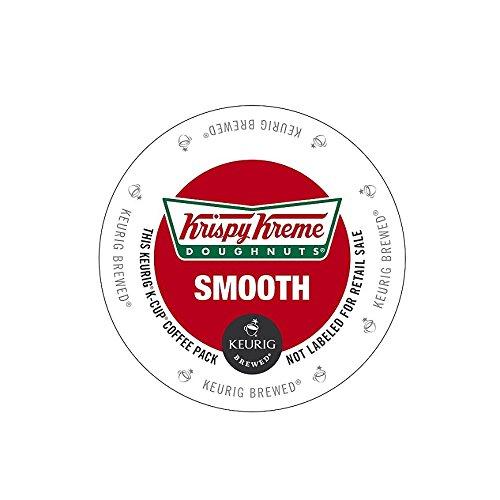 Krispy Kreme Smooth Light Roast Coffee K-Cups