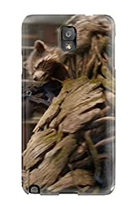 Best For Galaxy Note 3 Tpu Phone Case Cover(guardians Of The Galaxy )