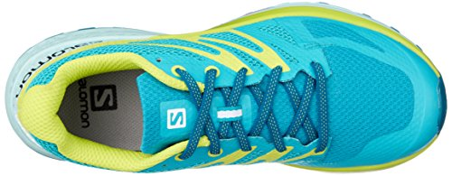 Running Trail Scarpe Salomon Da Bird Blu Escape blue Blue Punch Sense 000 Lime Donna W Eggshell ngwtqYXrt