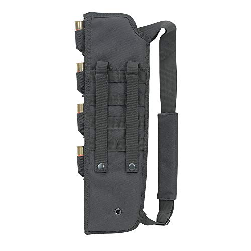 Voodoo Tactical Breachers Shotgun Scabbard Black 20-891601000 (Grip Shell Medium)
