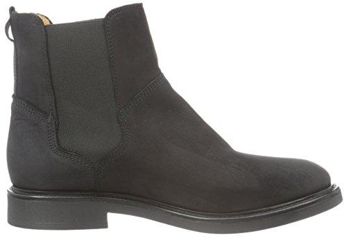 Gant Ashley, Chelsea Boots Femme Noir (Black G00)