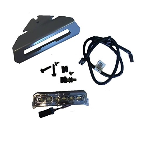 Husqvarna LED Bumper Headlight Kit 587495101 Fits Z200 (Zero Front Bumper)