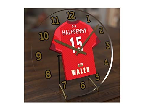 Used, International Rugby Union Jersey Desktop Clocks - All for sale  Delivered anywhere in Canada