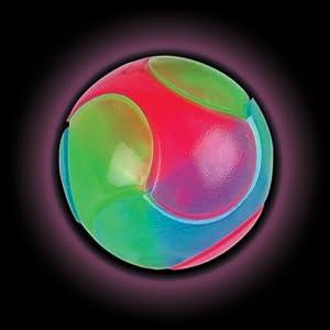 Tennisball-Sized-Blitzen leuchten Spectra Strobe Ball Spielzeug für Kinder...