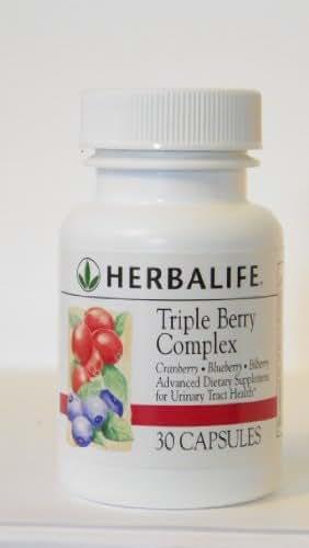 Triple Berry Complex 30 Capsules
