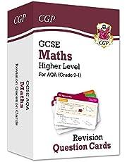 New Grade 9-1 GCSE Maths AQA Revision Question Cards - Higher (CGP GCSE Maths 9-1 Revision)