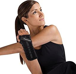 ProCare Quick-Fit II Wrist Support Brace, Left Hand, X-Large