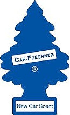 Little Trees Car Freshener New Car Scent (24 Pack)