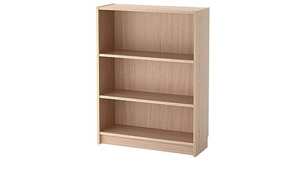 IKEA ASIA - Estantería de Billy (Madera de Roble Lacado ...