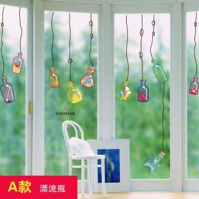 RUIPENGPENG Imagen de pared quote Sticker Adhesivo removible impermeable para Salón TV Fondo bebé Guardería infantil