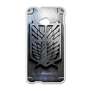 Attack On Titan Cell Phone Case for HTC One M7