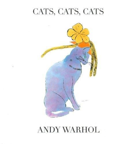 Cats, Cats, Cats (Warhol Daisy)
