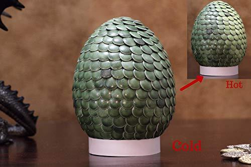 Handmade Magical Color Changing Dragon Egg 4