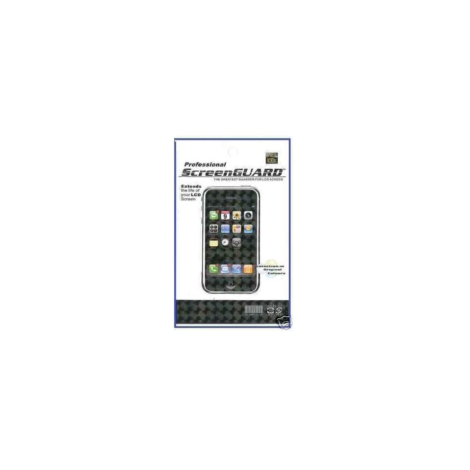 NAC Matte Anti Glare LCD Screen Protector for iPhone 3G 3Gs