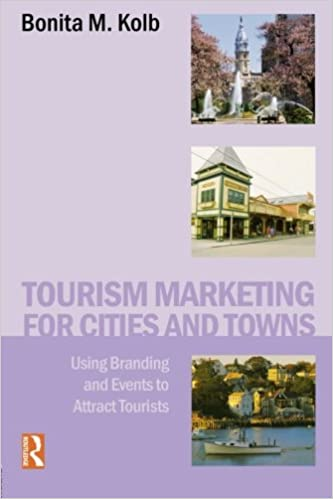 amazon tourism marketing for cities and towns bonita kolb