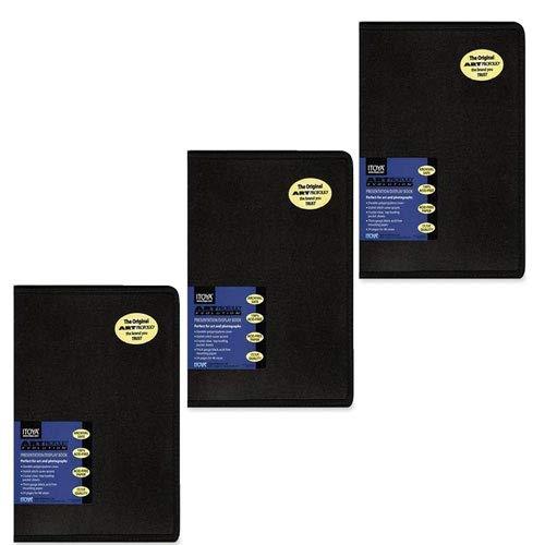 Itoya Art Profolio Evolution 18 x 24 Presentation Display Book EV-12-18 Pack of 3 by Photo4Less (Image #1)