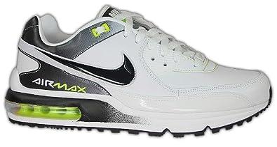 Nike Air Max fashion Ltd II White Black D19013 Nike Air Max