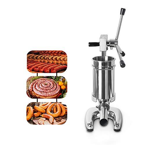 GJCKMKM Máquina embutidora de Embutidos de Carne de ...