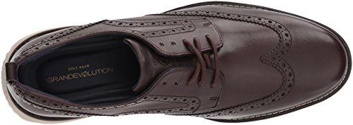 Cole Haan Menns Grand Evolusjon Shortwing Oxford Java / Pimpstein / Java