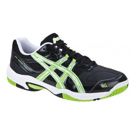 ASICS Gel Padel Pro Omni (Negro/Verde): Amazon.es: Zapatos y ...