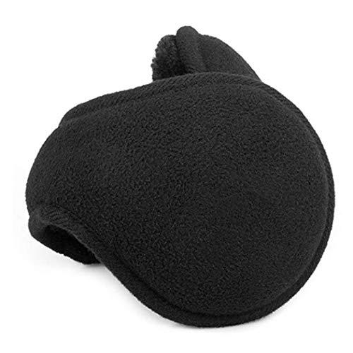 Tiowea Men Fashion Winter Foldable Solid Thicken Ear Warmer Earmuffs Earmuffs by Tiowea (Image #3)