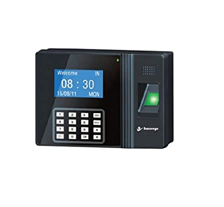 Secureye SB100CB IP Biometric System Cum Access Control Attandance Machine finger-print, Card + Battery Backup Secur-eye Door Hardware & Locks at amazon