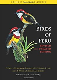 Birds of Peru par Thomas S. Schulenberg